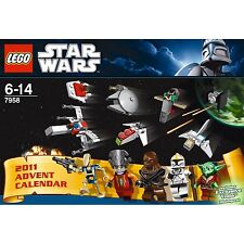 Lego 7958 Star Wars 2011 Advent Calendar Sealed