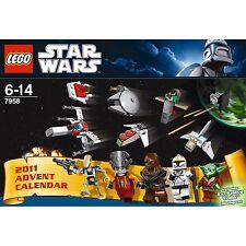 Lego 7958 Star Wars 2011 Advent Calendar Sealed