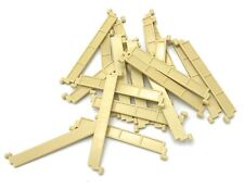 Lego 20 New Tan Garage Roller Door Section without Handle Pieces