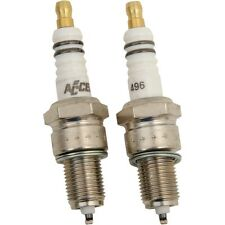 "Accel Spark Plugs - Copper - H-D Evolution - .40"" gap - 2 Pack"