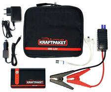 Dino KRAFTPAKET Starthilfe 12V-400A 9.000mAh Booster Powerbank Ladestation