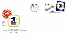 US FDC #1396 USPS Eagle, Vicksburg, MS (4967)