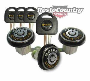Solex Anti Theft Door + Boot Lock Set Toyota Camry Corolla Corona Tercel