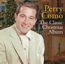 The Classic Christmas Album by Perry Como (CD, Oct-2014, Legacy) NEW SEALED