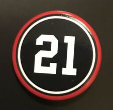 "Stan Mikita 1"" Button / Pin #21"