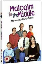 Malcolm in The Middle The Complete Series 4 - DVD Region 2