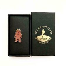 OMEGA Apollo 11 Moon Landing 50th Anniversary Novelty Pin Batch authentic rare