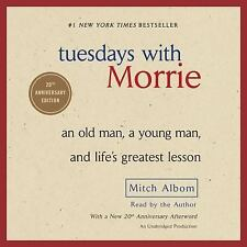 Tuesdays with Morrie: An Old Man, a Young Man, and Life's Greatest Lesson (CD)