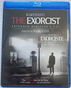 The Exorcist Extended Director's Cut (Bluray, 2000, 1973, OOP, Linda Blair) Cad