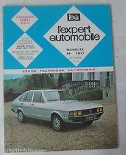 Revue technique EXPERT AUTOMOBILE 160 1979 Volkswagen passat (diesel)