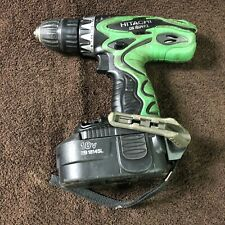 "HITACHI DS18DVF3 18 Volt 1/2"" Cordless 18V Drill Driver w/Battery No Charger"