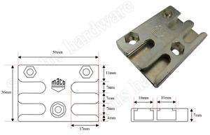Upvc Window Keep Maco Universal Espag Window Mushroom  Lock Striker Receiver