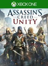 Assassins Creed Unity Xbox One CD KEY - Full Digital Game, Instant Delivery