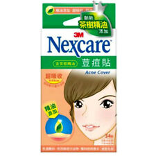 [3M NEXCARE] Acne Dressing Pimple Patch Stickers TEA TREE OIL 34 Patches NEW