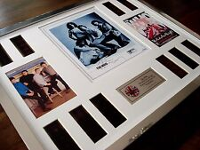 THE WHO KIDS ARE ALRIGHT SIGNED STUNNING FRAMED 35MM FILM CELL MONTAGE