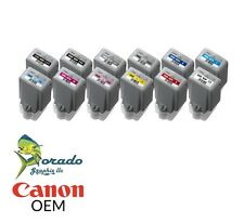 FULL SET Canon PFI-1000 Ink Tanks for PRO 1000 OEM new IN DATE 12 colors LUCIA
