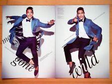 Daniel Henney/CUTTINGS 10P--magazine clippings/ELLE Korea/Oct. 2013