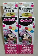16 Minnie Mouse Bathtub Fizzies Can Also Be Combined To Make Secondary Colors