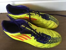 Adidas f50 adizero TRX Size 9.5UK Football Boots