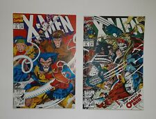 X-MEN #4 & #5 OMEGA RED 1st and 2nd App(1992) MARVEL KEY HIGH GRADE NM CGC READY