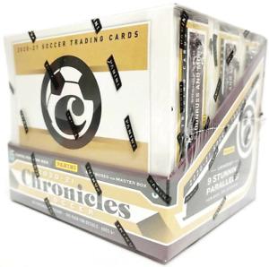 SOCCER - 2020/21 Chronicles Trading Cards ~ Sealed Hobby Box (Panini) #NEW