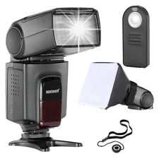 Neewer TT560 Flash Speedlite Deluxe Kit for Canon Nikon Olympus Fujifilm MT@9