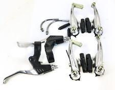 Tektro V-Brake Set + Levers MTB Hybrid Bike Front + Rear NEW