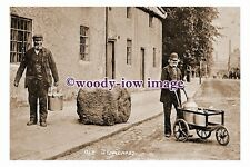 rp13078 - Milk Delivery in Darlington , Durham - photograph