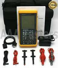 Fluke 97 ScopeMeter Dual Channel 50 MHz HandHeld Oscilloscope