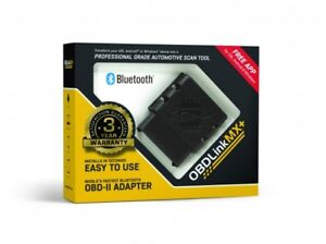 OBDLink MX+ - FREE 2-DAY PRIORITY SHIPPING - Bluetooth OBD2 ii module - ScanTool
