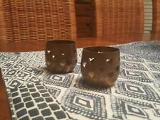 Vintage Brass Candle Holders made in Germany