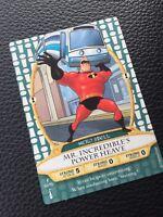 MR. INCREDIBLE!/Sorcerer's Of The Magic Kingdom Card #68/Rare!