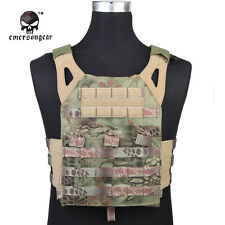 Tactical JPC Plate Carrier Vest EMERSON Hunting Airsoft Army Gear Mandrake 7344I