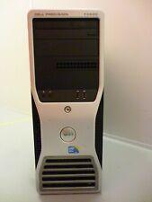 Dell Precision T3500, Xeon E5645 2.4GHz 6-core, 500GB, 12GB RAM, Linux Ubuntu