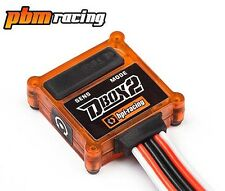 Hpi Racing D-Box 2 Ajustable sistema de control de estabilidad para coches rc drift 105409