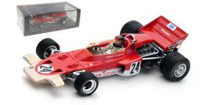 Spark S5345 Lotus 72C #24 Winner US GP 1970 - Emerson Fittipaldi 1/43 Scale
