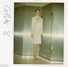 POL430 Polaroid Photo Vintage Original mode fashion mannequin model femme woman
