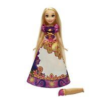 Disney Princess Rapunzel Story Skirt Doll in Pink Purple by Hasbro