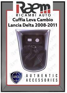 CUFFIA LEVA CAMBIO NUOVA ORIGINALE LANCIA DELTA 2008-2011 CODICE: 735525708