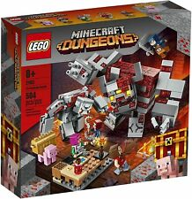 LEGO Mincraft Dungeons The Redstone Battle 21163 Building Toy