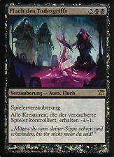 Fluch des Todesgriffs FOIL / Curse of Death's Hold | EX | Innistrad | GER |Magic