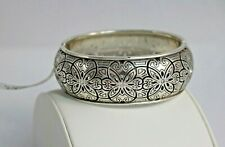 BRIGHTON Bracelet Silver Bangle NWT