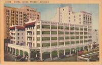 Phoenix, ARIZONA - Hotel Adams - ARCHITECTURE - Coca Cola sign