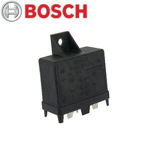 For BMW E23 E12 528i 633CSi 733 Multi Purpose Relay Bosch 0332514121 83506040101