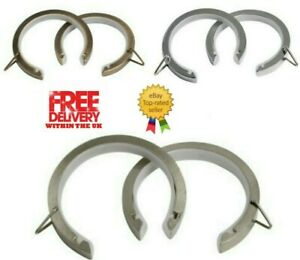 "Speedy Product 35mm Passing Rings , Pack of 10 Rings Type "" C "" Rings"