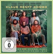 RENFT Die Original Alben + Raritäten 4CD + DVD Box Günther Fischer * NEU