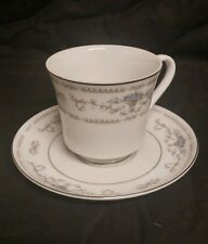 SONE or WADE FINE PORCELAIN CHINA OF JAPAN DIANE PATTERN CUP and SAUCER SET (3-B