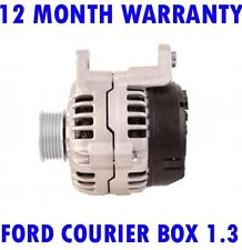 FORD COURIER BOX 1.3 1996 1997 1998 1999 2000 > 2014 REMANUFACTURED ALTERNATOR