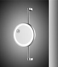LED Espejo Maquillaje de vanidad pared con conexión para enchufe