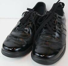 Mephisto Womens LASER Black Sneakers MSRP $200 Size EUR 6.5 US 9